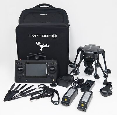 Yuneec Typhoon H PRO CGO3+ Intel RealSense Hexacopter