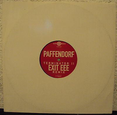 PAFFENDORF - Terminator II (exit eee remix) ()