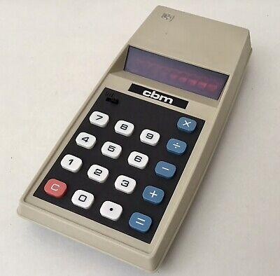 Vintage Commodore Scientific Calculator 774D. Retro. Excellent Condition.