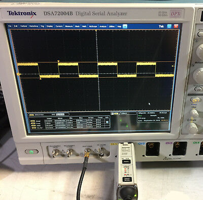Tektronix P7516 Trimode Probe 16ghz With Tekconnect Interface