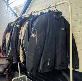 Motorcycle textile and leather jackets Mordialloc Kingston Area Preview