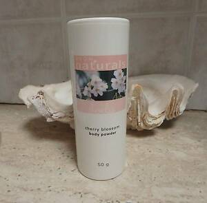 Avon Naturals Body Powder - Cherry Blossom - NEW Greenwood Joondalup Area Preview