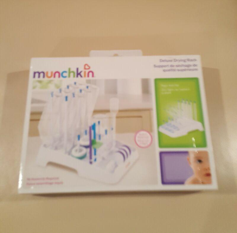 Munchkin Deluxe Drying Rack-NIB-Newborn Baby-No Assembly-Free Shipping NIB!