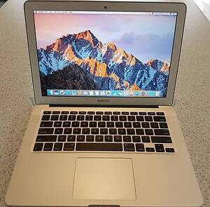 Apple MacBook Air 13'' Inch Early 2015 Intel i5 Current Model Melbourne CBD Melbourne City Preview