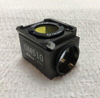 Nikon Dm510 - B1h - Ba5151f Microscope Fluorescence Filter Cube