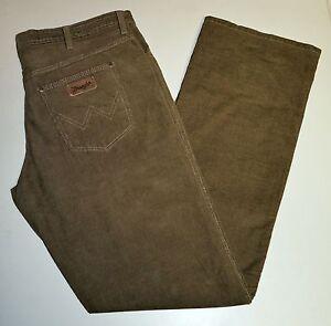 Wrangler Roxboro Cordjeans Hose W36L34 (38/34) outlet jeans hosen sale 26011600