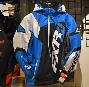 BLOW ON SALE ON LEFT OVER MEN'S FXR REVO X SNOWMOBILE JACKETS