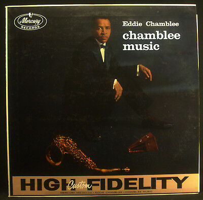 LP EDDIE CHAMBLEE - chamblee music, nm