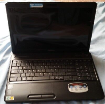 Toshiba Satellite C655D-S5226 AS IS for PARTS/REPAIR only DOES NOT WORK
