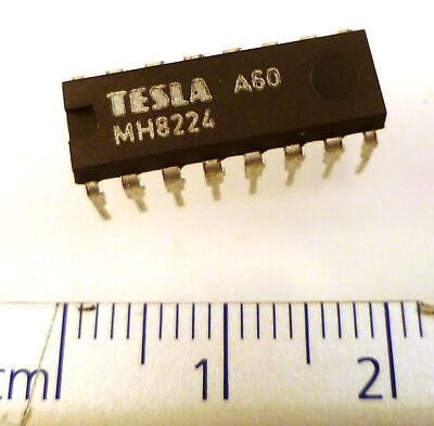 Tesla Mh8224 Clock Generator 16pdip Intel D8224 Clone Oms1-30