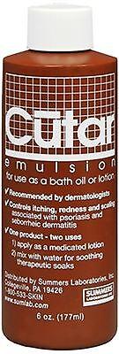 Cutar Emulsion 6 oz