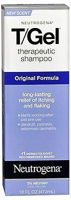 Neutrogena T/Gel Therapeutic Shampoo Original Formula, Anti-