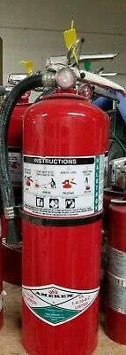 Amerex 397 Fire Extinguisher 1a10bc Halotron 11 Lb. 21-78h 6 W