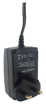 Eagle 9 V Dc 2250 Ma Regulated Switch Mode Power Supply 20w Uk Plug