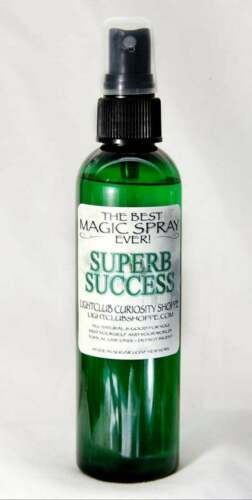 Money & Success Energy Spray - Attract Abundance & Luck Now!