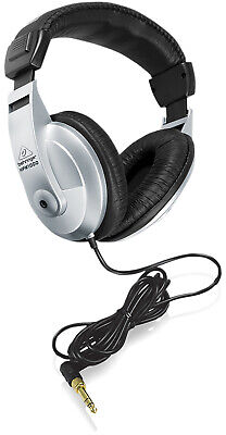Behringer Studio Kopfhörer HPM1000 DJ Hifi On-Ear Stereo 3,5mm + 6,3mm Klinke