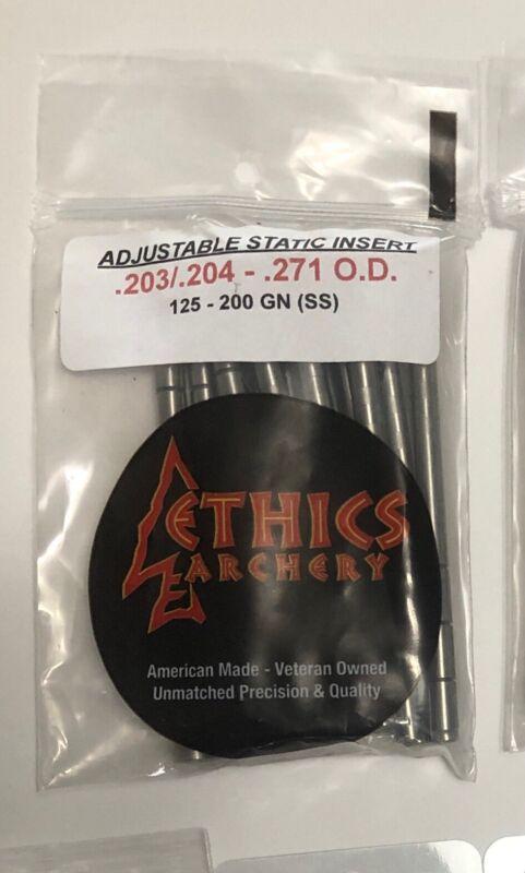 ETHICS ARCHERY CLEAN CUT ADJUSTABLE STATIC INSERT