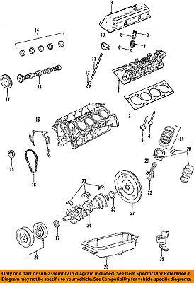 Cadillac GM OEM 90-95 DeVille-Engine Cylinder Head 1645821