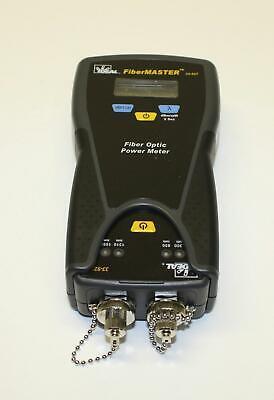 Ideal Fibermaster Fiber Optic Test Kit 33-931 Network Tester Kit - 800142651