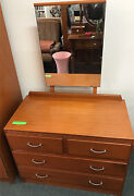 4 Drawer chest of draws with mirror. Oxley Island Greater Taree Area Preview