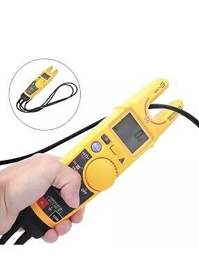 Fluke T6-1000 Digital Non-contact Volt Amp 100k Ohm Clamp On Meter