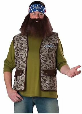 Willie Costume Duck Dynasty for Adults New by InCharacter 101105 - Duck Halloween Costume For Adults