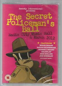 THE SECRET POLICEMAN'S BALL 2012 - sealed/new UK R2 DVD - (137 mins)