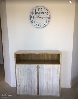 Rustic Cabinet from- Made By Morris