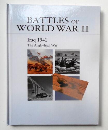 """""""Iraq 1941 - The Anglo-Iraq War"""" Osprey"""