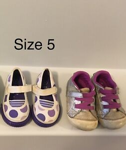 Girl shoes size 5