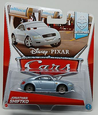 Disney Pixar Cars JONATHAN SHIFTKO  1:55 New 2014
