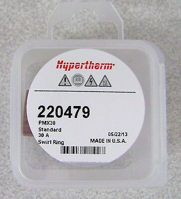 Hypertherm Genuine Powermax 30 Swirl Ring 220479