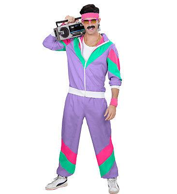 ainingsanzug - Jogginganzug Gr S - XXL - Sportanzug Mann (80er Jahre Kostüm Mann)