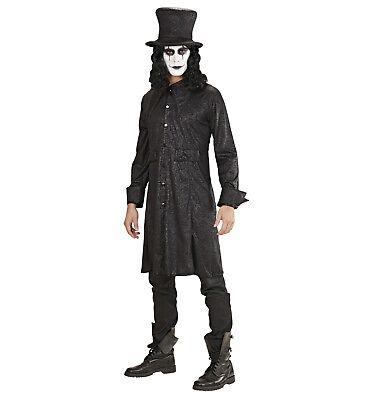 bie Krähe Gothic Dark Fasching Halloween Herren Kostüm  (Gothic Vampir Herren Halloween-kostüm)
