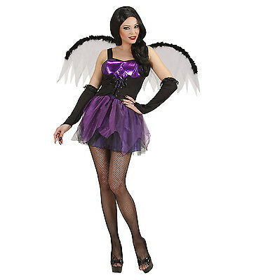 Wim 89821 Fasching Halloween Damen Kostüm Fee Fairy Pixie Gotische Fee S M L