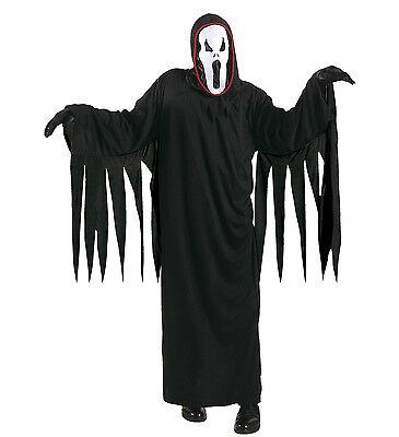 WIM 38126 Fasching Halloween Kinder Jungen Kostüm Screaming Ghost Geist (Junge Ghost Kostüme)