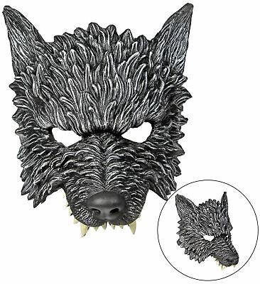 Werwolf Werwolfmaske Wolf Wolfmaske Monstermaske - Wolf Maskerade Maske