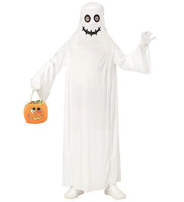 WIM 08595 Kinder Jungen Kostüm Geist Ghost Gespenst Nachtwesen 128 140 158 164