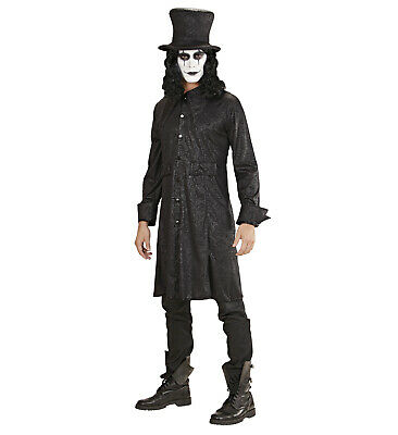 The Raven Weste Hut Gr. M Rabenkostüm Rabe Kostüm Halloween Grusel Horror neu