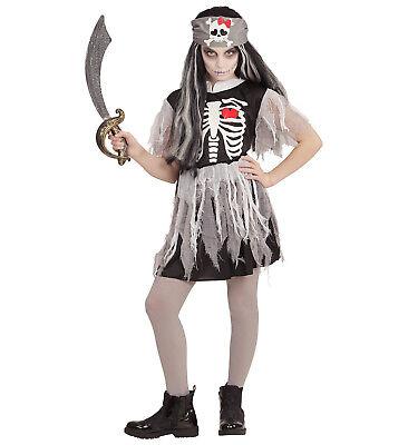 WIM 08605 Kinder Kostüm Pirat Geisterschiff Piratin Zombie Untote - Geisterschiff Pirat Kind Kostüm
