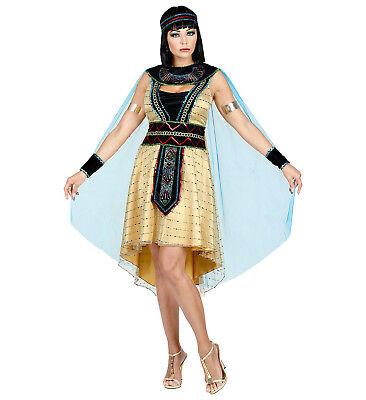 Cleo Ägypten Königin Karneval Damen Kostüm XS S M L XL (Weibliche ägyptische Kostüme)