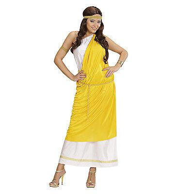 Römische Damen Kostüme (WIM 39431 Fasching Karneval Damen Kostüm Römerin Römische Marktfrau Magd S-XL)