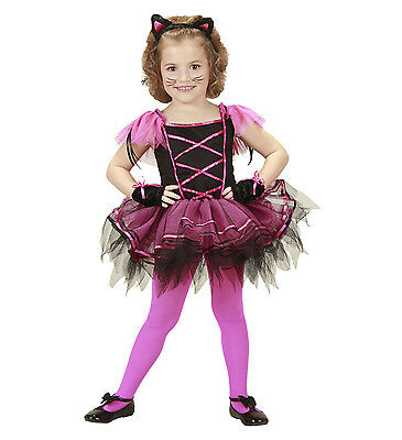 S FANCY DRESS COSTUME WORLD BOOK DAY DELUXE QUALITY  (Cat Ballerina Kostüm)
