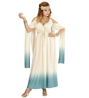 WIM 67711 Fasching Karneval Damen Kostüm Griechische Göttin von Atlantis Gott