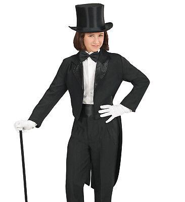 - Kinder Frack Kostüm