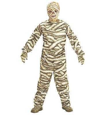 WIM 07286 Kinder Jungen Kostüm Mumie Mummy Pharao Ägypten 128 140 158 164