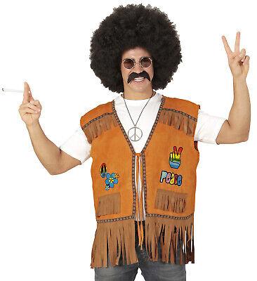 Hippieweste Hippiekleidung 60er 70er Jahre Mottoparty Peace - 70er Jahre Party Kleidung