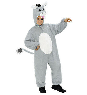 WIM 9766Q  Esel Funny Muli Pferd Fasching Karneval Kinder Unisex Kostüm