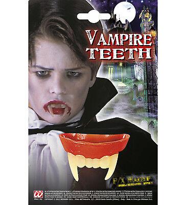 Crocs dents de vampire dracula pour enfant halloween deguisement accessoire luxe