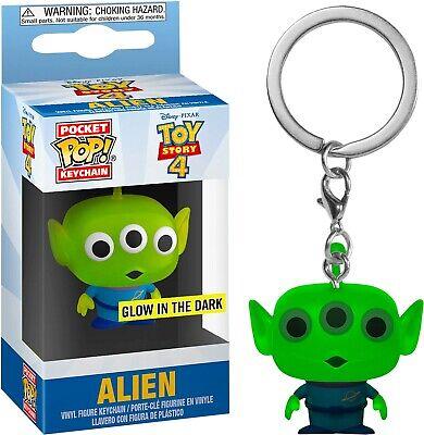 Toy Story 4 Alien Glow Exclusive Pocket Pop! Keychain